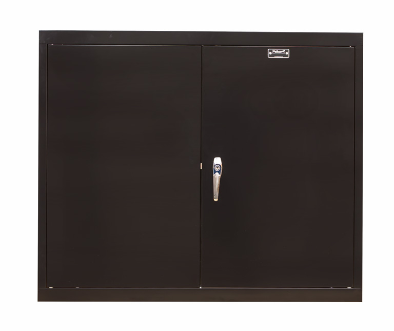 Delicieux Double Door Wall Mount   Black