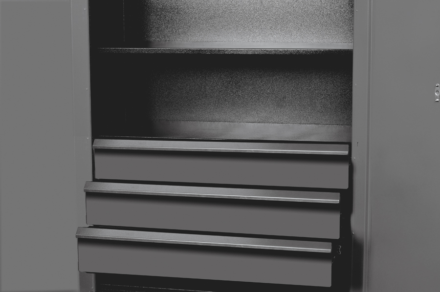 Welded Steel Cabinets By Hallowell Duratough Accessories