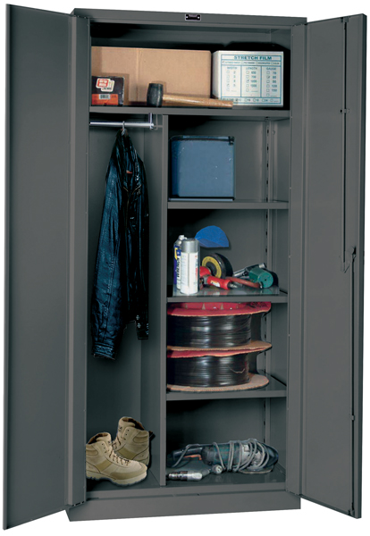 Duratough All Welded Storage Cabinet Combination