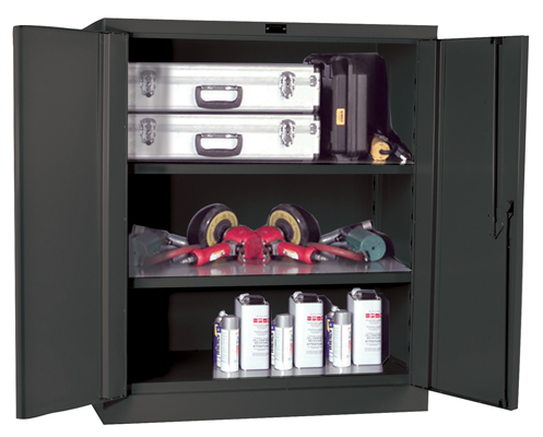 Welded Steel Cabinets By Hallowell Duratough