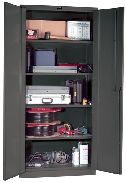 Welded Steel Cabinets by Hallowell - DuraTough
