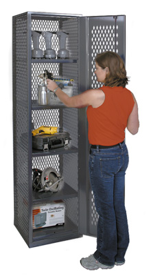High Visibility Cabinets