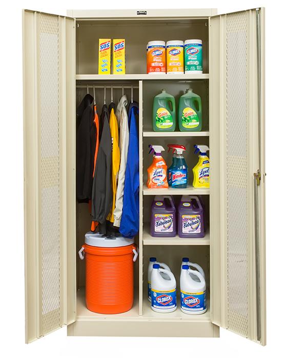 Beau KD Storage Cabinet, KD Wardrobe Cabinet, KD Combination Cabinet
