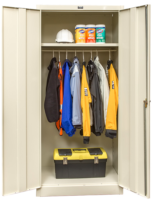 Metal Cabinets by Hallowell - 800 Series Heavy Gauge KD Cabinets