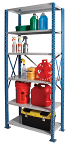 Hi-Tech H-Post Shelving unit