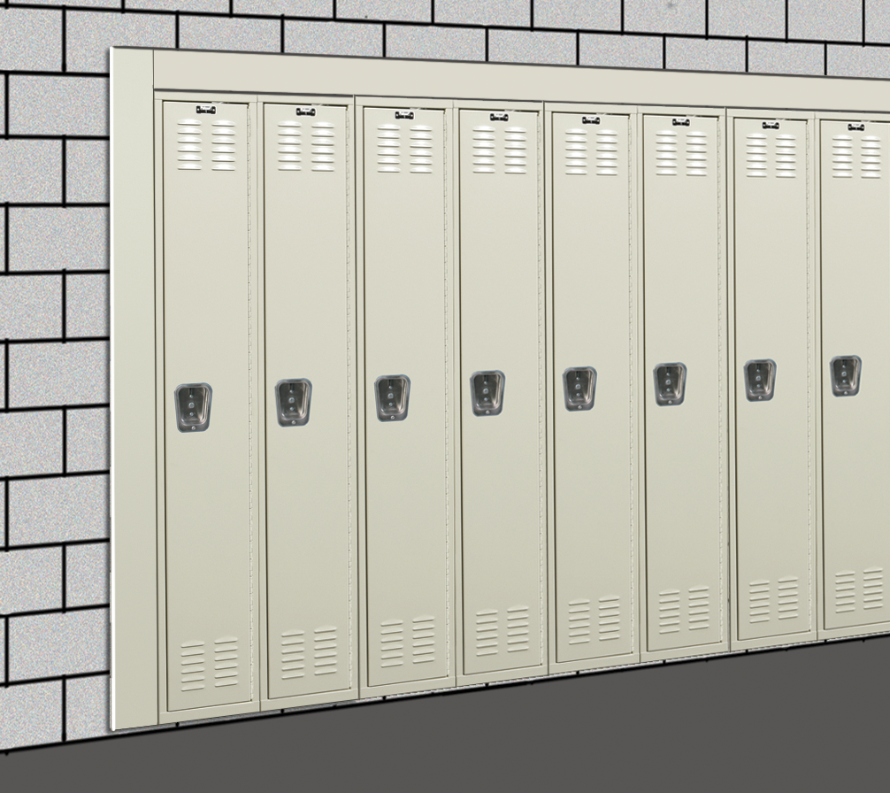 Base Trim Sides Fillers And Tops For Lockers Locker
