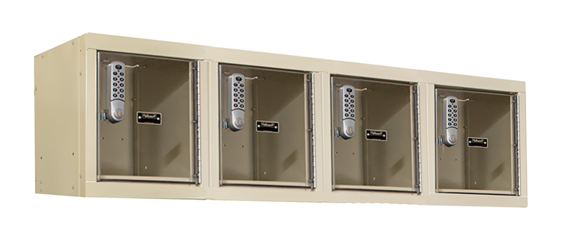 Digitech Safety View Plus Lockers By Hallowell Safety