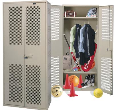 Equipment Storage Lockers   TA50
