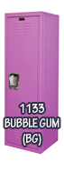 1133 Bubble Gum (BG) - Kid Lockers