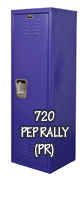 720 Pep Rally (PR) - Kid Lockers