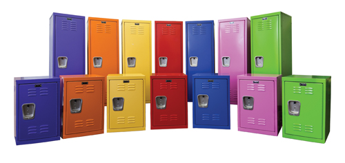 Digitech Electronic Access Lockers
