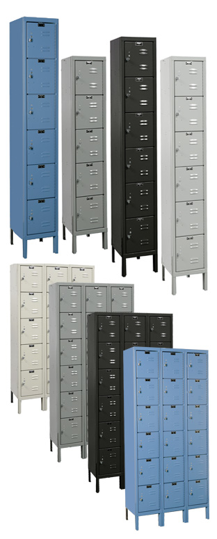 Premium Box Lockers