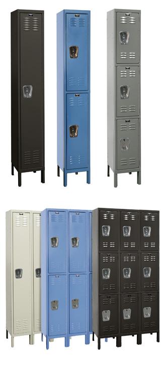 School Corridor Lockers By Hallowell Premium Wardrobe Kd