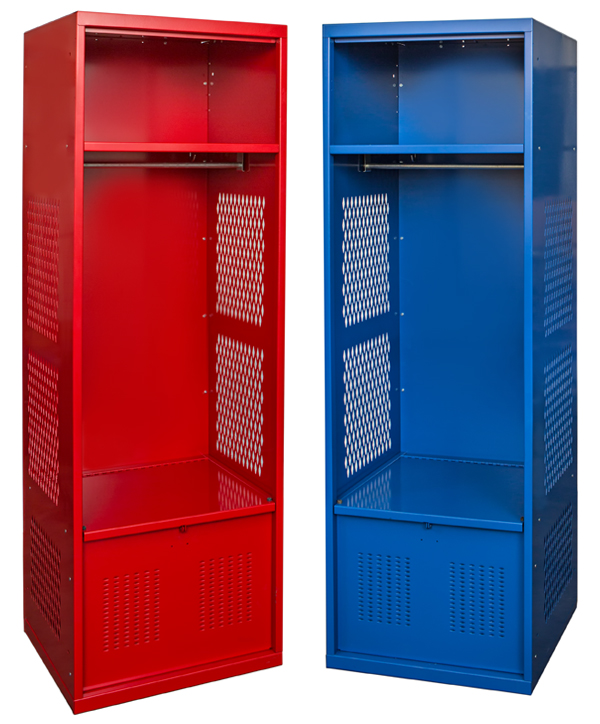 How to Open a Locker -