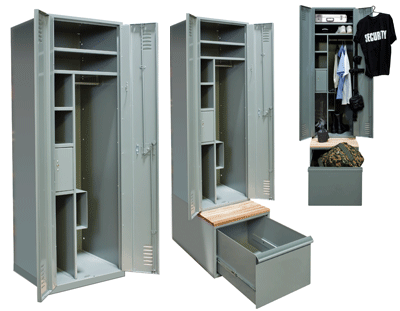 Task Force XP Emergency Response Extreme Performance Lockers
