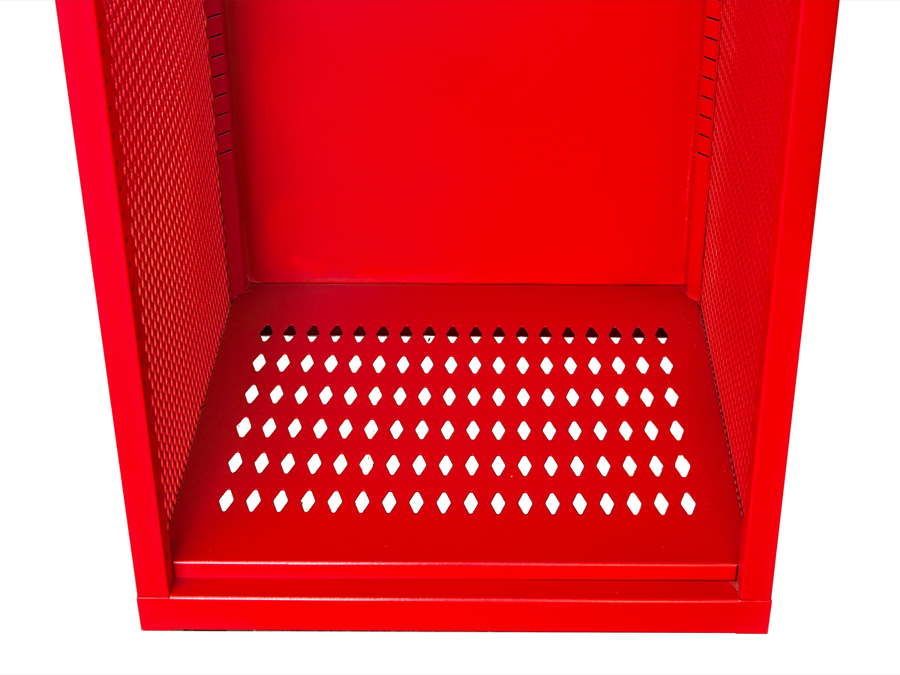 Turnout Firefigher Lockers Hallowell Professional Products