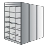 Go to Deep Bin Shelving page