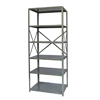 open free standing shelving units