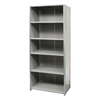 closed free standing shelving units