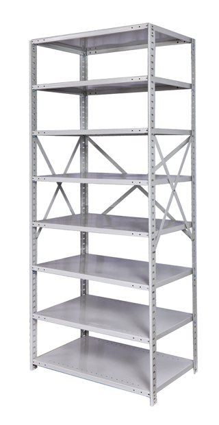 Hi-Tech Shelving - Medsafe Antimicrobial Steel Shelving