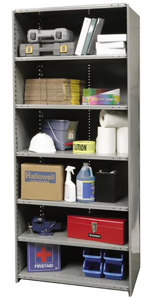 hitech shelving - Industrial Metal Shelving