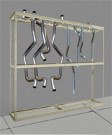 Rivetwell - Tailpipe Rack