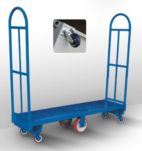 Pleasing U Boat Stocking Utility Cart By Hallowell Evergreenethics Interior Chair Design Evergreenethicsorg
