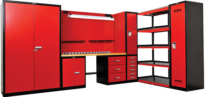 Fort Knox Workbench