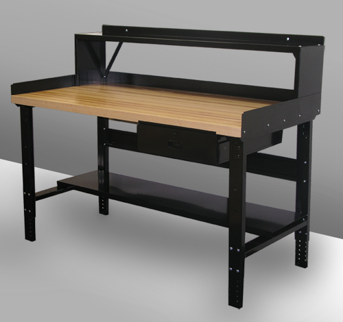 Heavy Duty Workbenches Adjustable Legs
